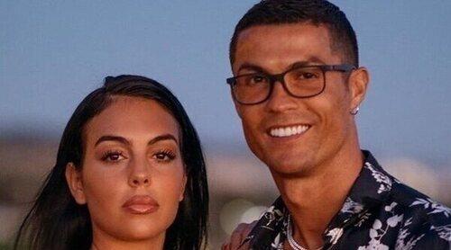 Cristiano Ronaldo y Georgina Rodríguez celebran en familia el cuarto cumpleaños de sus mellizos Eva y Mateo