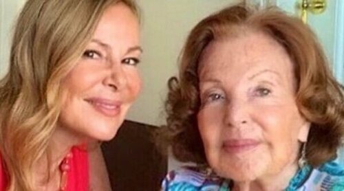 La emotiva felicitación de Ana Obregón a su madre en el que se hubiera sido su 90 cumpleaños