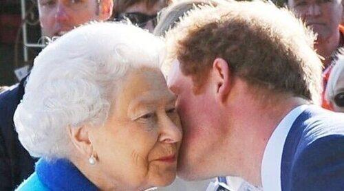 El gesto de la Reina Isabel con el Príncipe Harry cuando se produzca su reencuentro