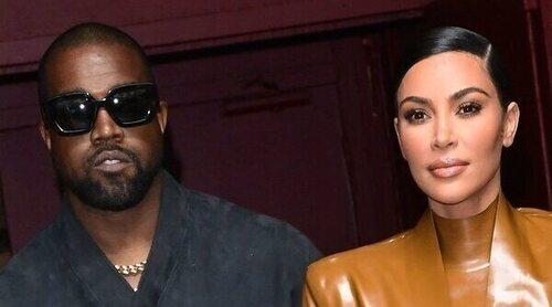 La conciliadora felicitación de Kim Kardashian a Kanye West por su cumpleaños en pleno divorcio
