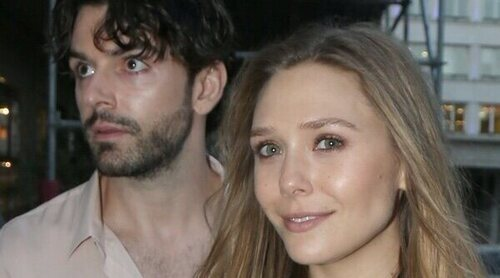 El desliz de Elizabeth Olsen por el que podría haber revelado que se ha casado en secreto