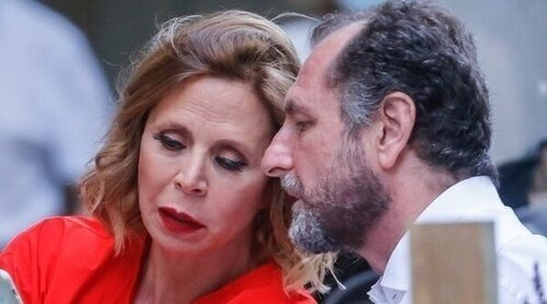 Se acabó la cordialidad: El zasca de Luis Gasset a Ágatha Ruiz de la Prada tras ser vista con 'El Chatarrero'