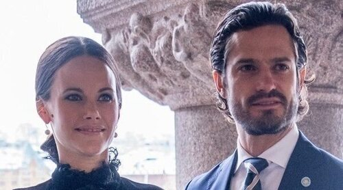 Las decisiones de Carlos Felipe y Sofia de Suecia con el bautizo de su hijo Julian de Suecia