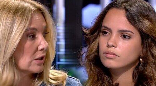 Gloria Camila sigue los pasos de Belén Ro y se desmarca de Olga Moreno: 'Estoy un poco harta'