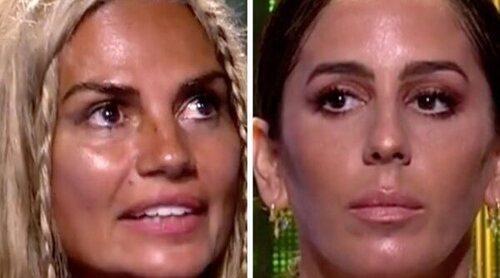 'Supervivientes 2021': El tenso y esperado encuentro entre Sylvia y Anabel Pantoja
