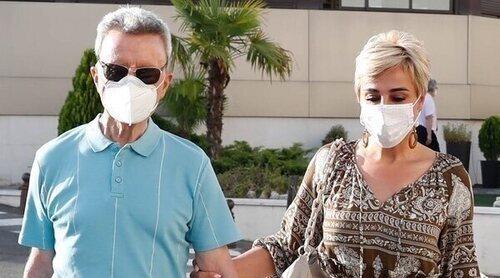 José Ortega Cano ingresa en el hospital para someterse a la intervención de corazón