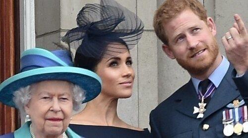 La invitación de la Reina Isabel al Príncipe Harry y Meghan Markle que no van a rechazar