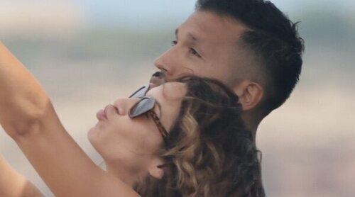 Tamara Gorro y Ezequiel Garay, pura complicidad en su escapada romántica a Ibiza