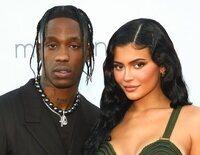 Kylie Jenner y Travis Scott posan juntos en una alfombra roja tras negar que estén juntos de nuevo