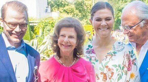 Los detalles del gran reencuentro de la Familia Real Sueca antes del bautizo del Príncipe Julian