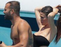 Jesé Rodríguez disfruta de sus vacaciones en Ibiza con una misteriosa amiga tras su ruptura con Aurah Ruiz
