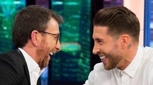 Pablo Motos elogia a Sergio Ramos tras su accidentada salida del Real Madrid: 'Es generoso, noble, leal'