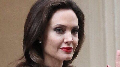 Angelina Jolie dice que tres de sus hijos quisieron testificar contra Brad Pitt