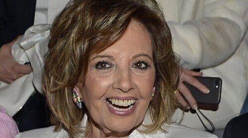 María Teresa Campos pide como regalo de cumpleaños no irse de Mediaset: 'Si todavía sirvo para algo'