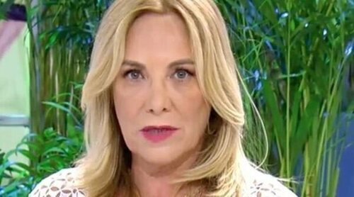 Belén Rodríguez, contundente con Rocío Flores: 'He medido mucho mis palabras'
