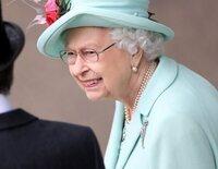 La Reina Isabel irradia felicidad en su evento más esperado del año, en las carreras del Royal Ascot