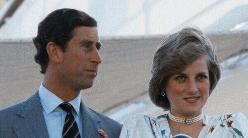 La carta escrita por Lady Di antes de morir que acabó con el Príncipe Carlos siendo interrogado