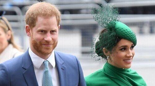 La partida de nacimiento de Lilibet Diana evita la polémica con Meghan Markle pero la crea con el Príncipe Harry