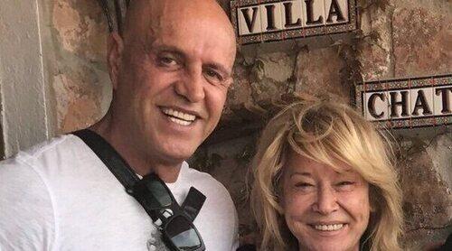 Kiko Matamoros, muy emocionado con el adiós a Mila Ximénez: 'Es muy difícil porque han sido muchos años'