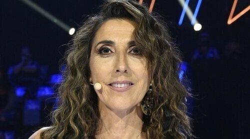 Paz Padilla lanza un zasca a Risto Mejide por catalogarla como víctima de la biodescodificación