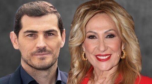 La extraña y sorprendente amistad entre Iker Casillas y Rosa Benito