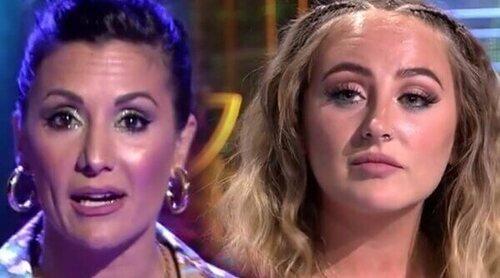 Rocío Flores deja plantada a Nagore Robles en televisión: 'Van a tener razón: si no cobra, no viene'
