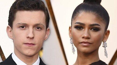 Tom Holland y Zendaya: El beso que parece confirmar su relación y que ha enloquecido a sus fans