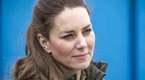 Kate Middleton, obligada a guardar cuarentena tras haber estado en contacto con un positivo de Coronavirus