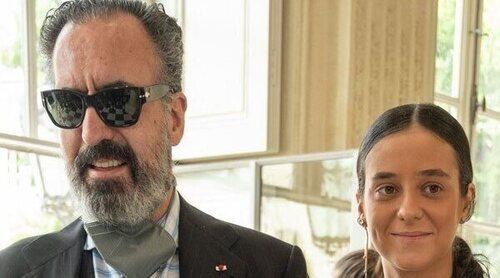 Victoria Federica, la mejor acompañante de Jaime de Marichalar en el desfile de Alta Costura de Dior