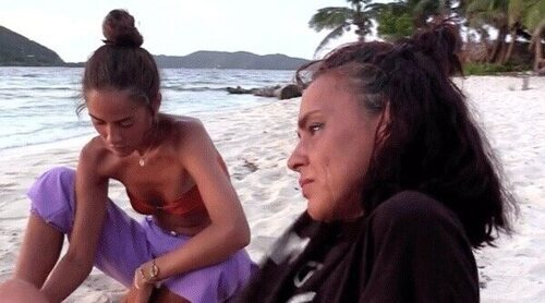 'Supervivientes 2021': Olga Moreno roba a Melyssa crema de cacao y su amistad se tambalea