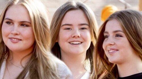 La decisión de Amalia, Alexia y Ariane de Holanda con la vacunación contra el coronavirus