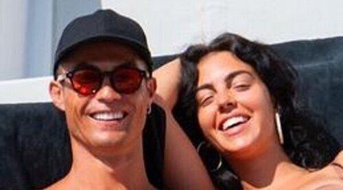 Cristiano Ronaldo y Georgina Rodríguez disfrutan de sus vacaciones en familia rodeados de rumores de embarazo