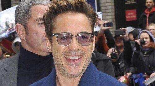 Robert Downey Jr se despide de su padre tras su muerte con unas palabras muy emotivas