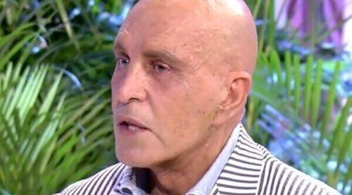 Kiko Matamoros confiesa que pensó en abandonar 'Sálvame' por Rocío Carrasco: 'Esto yo no lo aguanto'