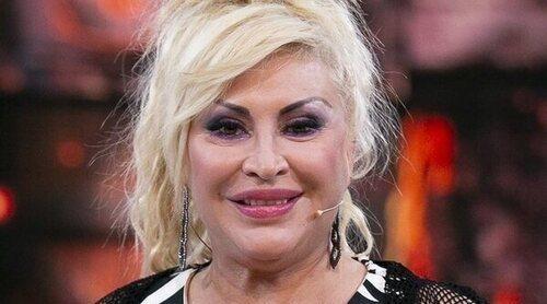 Raquel Mosquera, ingresada de nuevo por un brote psicótico