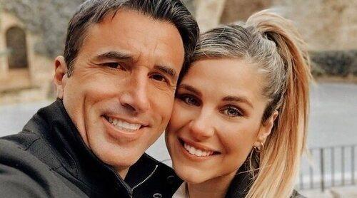 Hugo Sierra e Ivana Icardi se han comprometido