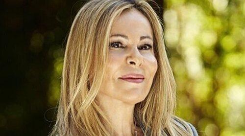 Ana Obregón felicita a su excuñado Giorgio Aresu por ganar el juicio contra su exmujer, quien secuestró a su hijo