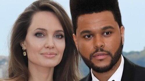 Angelina Jolie y The Weeknd tienen su segunda cita secreta en un mes