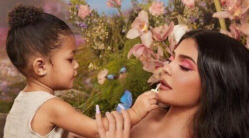 Kylie Jenner, a punto de convertir a su hija Stormi en empresaria