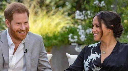 La polémica entrevista del Príncipe Harry y Meghan Markle con Oprah Winfrey consigue una nominación a los Emmy