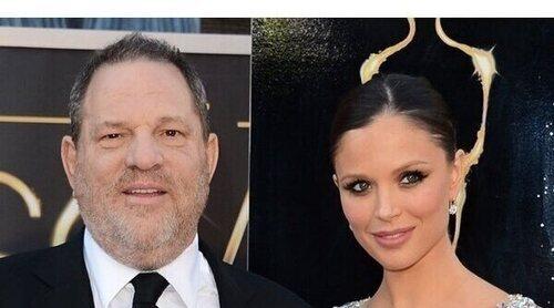 Georgina Chapman por fin se divorcia de Harvey Weinstein