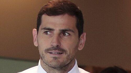 Iker Casillas demanda a José Antonio Avilés por atribuirle una relación con Sara Dénez