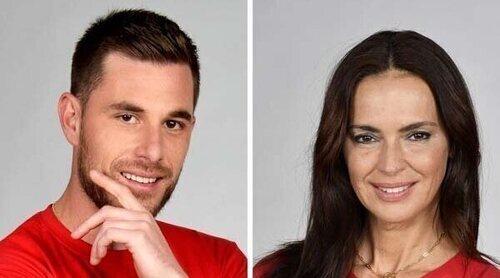 Olga Moreno y Tom Brusse, últimos nominados de 'Supervivientes 2021'