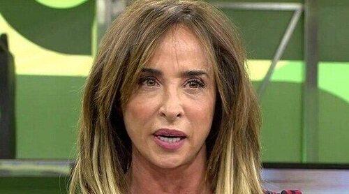 María Patiño arremete contra Laura Fa: '¡No soy una mujer que defienda a los maltratadores, no lo soy!'