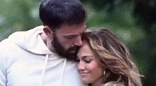Jennifer Lopez y Ben Affleck buscan casa en Los Ángeles para mudarse juntos