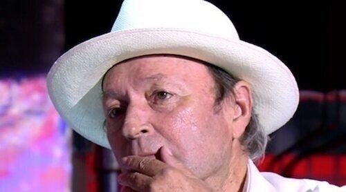 Amador Mohedano confiesa en 'Viernes Deluxe' el temor que siente por llamar a Rocío Carrasco