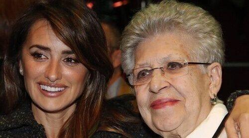 Las emotivas palabras de Penélope Cruz a Pilar Bardem tras su muerte: 'No se puede soñar una suegra mejor'