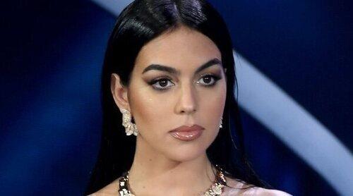 Georgina Rodríguez protagoniza un sexy posado en bikini en alta mar: 'Sirena varada'