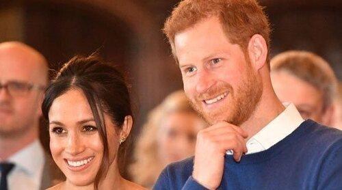 El deseo del Príncipe Harry y Meghan Markle con su hija Lili que les acerca a la Familia Real Británica