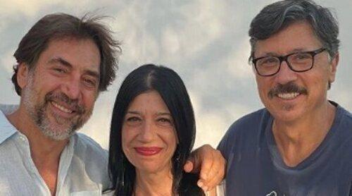 Carlos, Mónica y Javier Bardem despiden a su madre Pilar Bardem con recuerdos llenos de valor